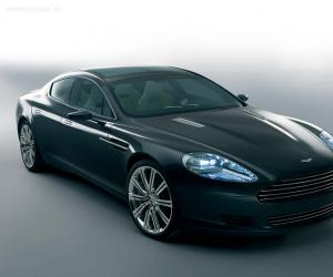 Aston-Martin Rapide photo 3