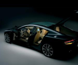 Aston-Martin Rapide photo 4