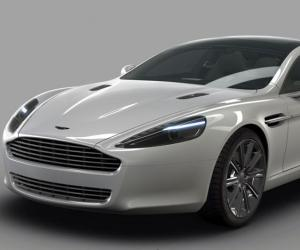 Aston-Martin Rapide photo 7