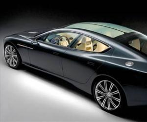 Aston-Martin Rapide photo 9