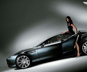 Aston-Martin Rapide photo 18