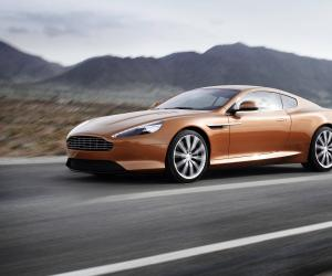 Aston-Martin Virage photo 3