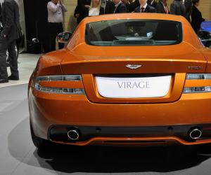 Aston-Martin Virage photo 6