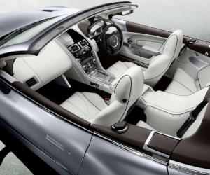 Aston-Martin Virage photo 9