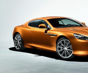 Aston-Martin Virage photo 14