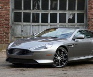 Aston-Martin Virage photo 15