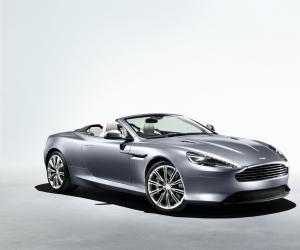 Aston-Martin Virage Volante photo 1