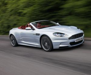 Aston-Martin Virage Volante V12 photo 1
