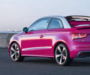 audi a1 cabrio photos 6 on better parts ltd. Black Bedroom Furniture Sets. Home Design Ideas