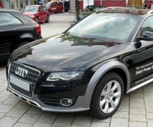 Audi A4 allroad quattro photo 1