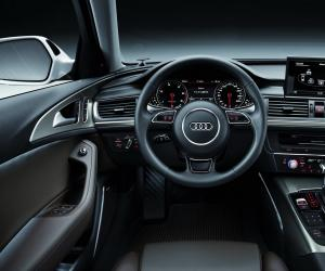 Audi A6 allroad photo 1