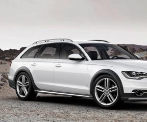 Audi A6 allroad photo 2