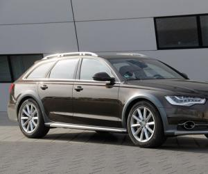 Audi A6 allroad photo 3