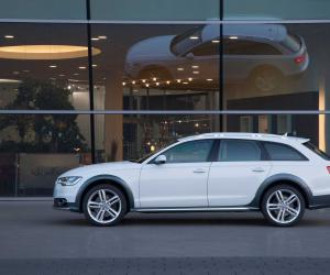 Audi A6 allroad photo 4