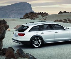 Audi A6 allroad photo 5