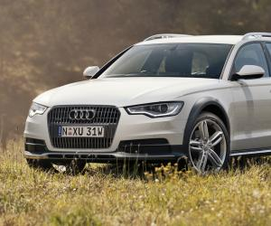 Audi A6 allroad photo 9