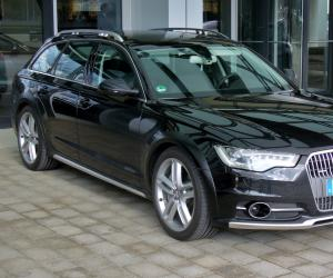 Audi A6 allroad photo 10