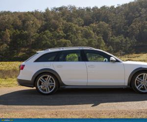 Audi A6 allroad photo 11