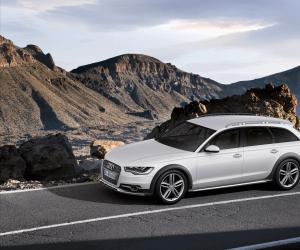 Audi A6 allroad photo 12