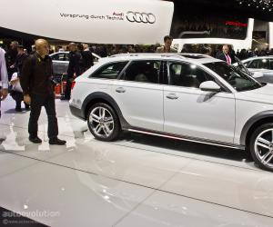 Audi A6 allroad photo 15