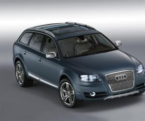 Audi allroad quattro photo 1