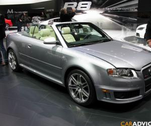 Audi RS4 Cabriolet photo 1