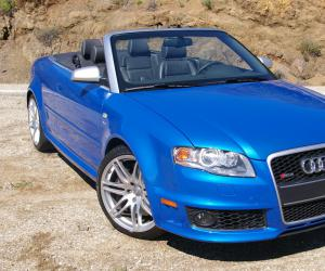 Audi RS4 Cabriolet photo 5