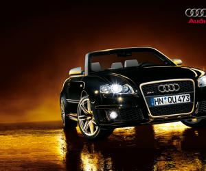 Audi RS4 Cabriolet photo 6