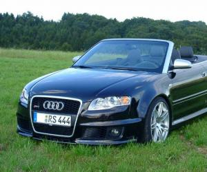 Audi RS4 Cabriolet photo 9