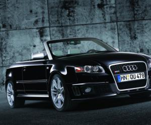 Audi RS4 Cabriolet photo 10