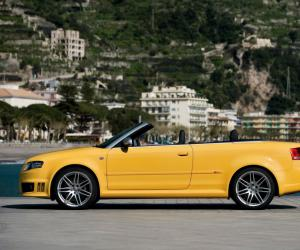 Audi RS4 Cabriolet photo 12
