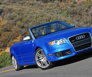Audi RS4 Cabriolet photo 13