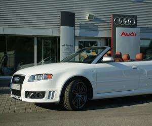 Audi RS4 Cabriolet photo 16