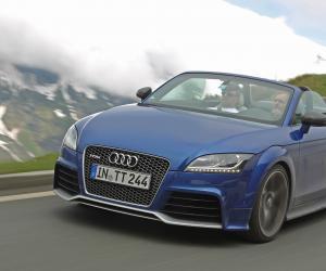 Audi tt rs bremsanlage