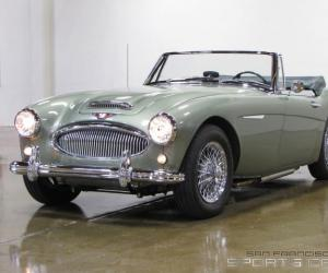 Austin-Healey BJ8 photo 1