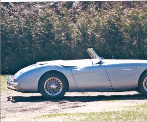 Austin-Healey BT7 photo 1