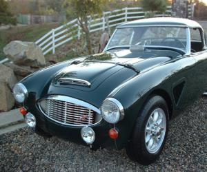 Austin-Healey BT7 photo 3