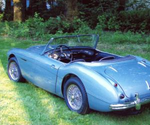Austin-Healey BT7 photo 5