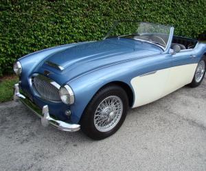 Austin-Healey BT7 image #8