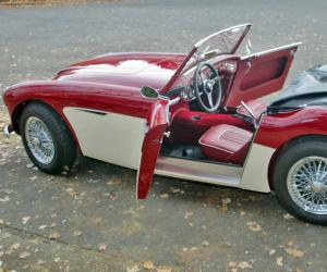 Austin-Healey BT7 image #10