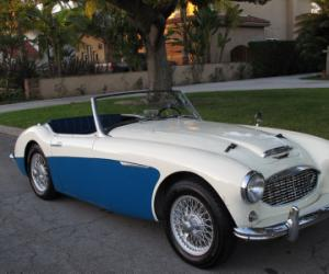 Austin-Healey BT7 image #12