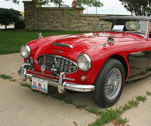 Austin-Healey BT7 image #14