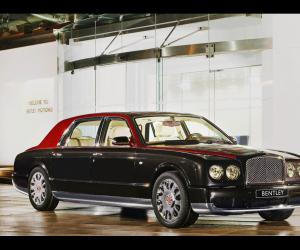 Bentley Arnage photo 1