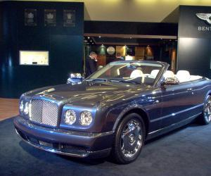 Bentley Azure photo 1