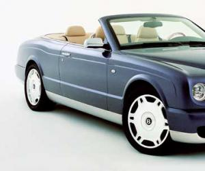Bentley Azure photo 11
