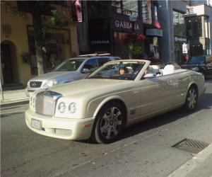 Bentley Azure photo 13