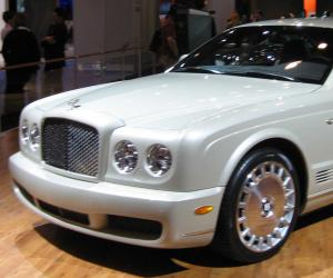 Bentley Brooklands photo 1