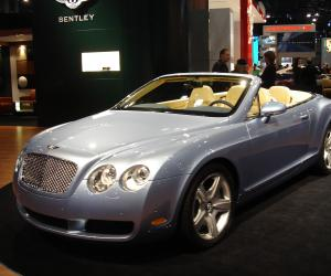 Bentley Continental GTC image #4