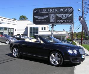 Bentley Continental GTC photo 7