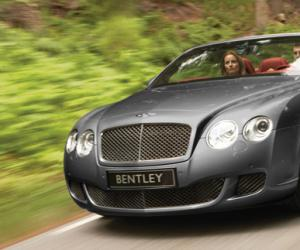Bentley Continental GTC photo 8